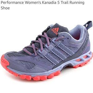 🔥 Adidas Kanadia trail 5